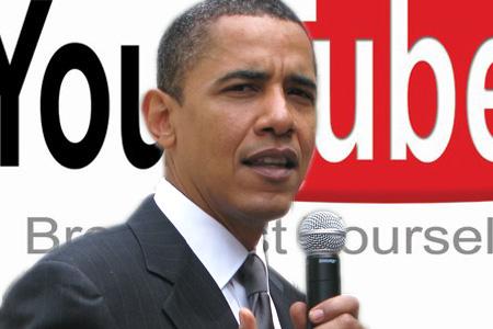 Obamas YouTube_Kampagne - ein voller Erfolg