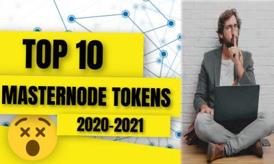 masternode tokens