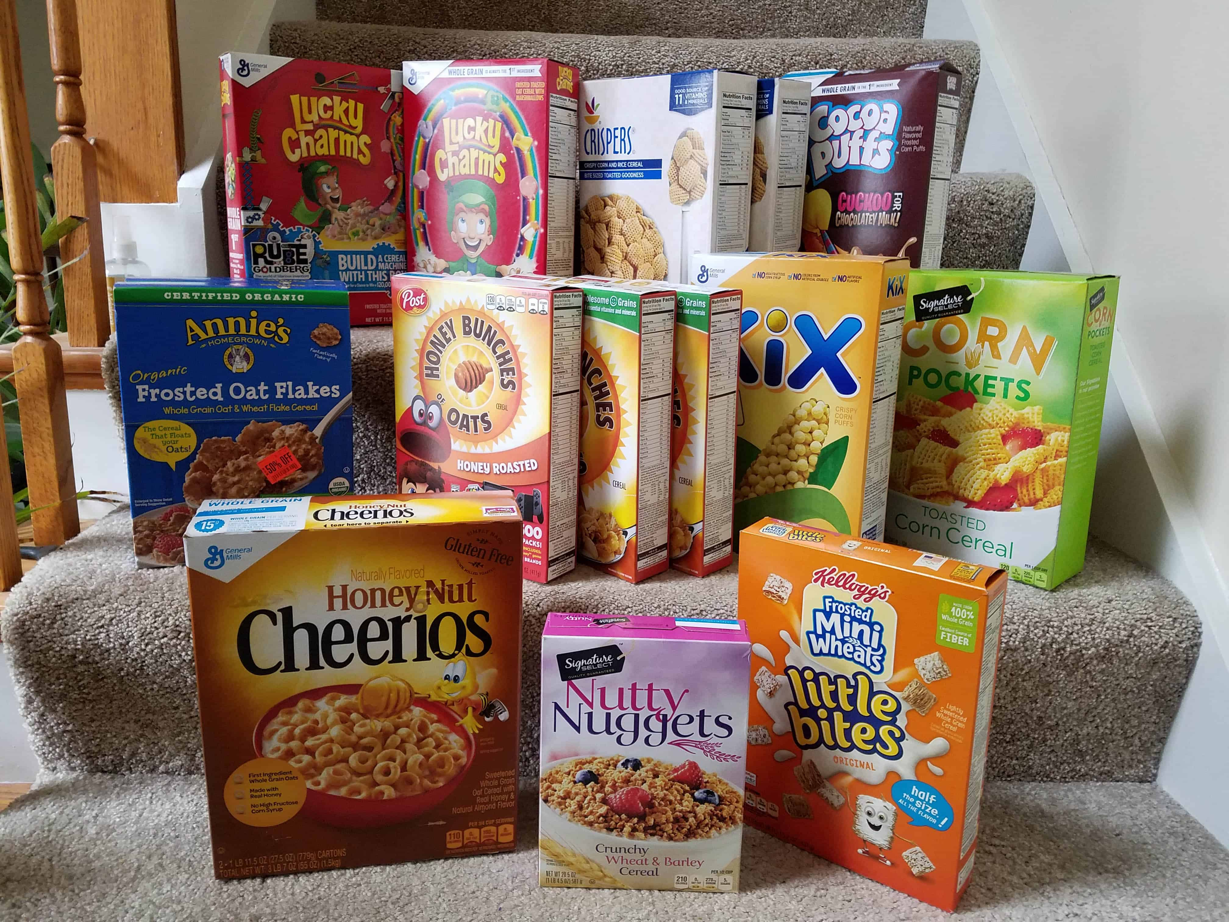 Happy National Cereal Day! via @behindeveryday