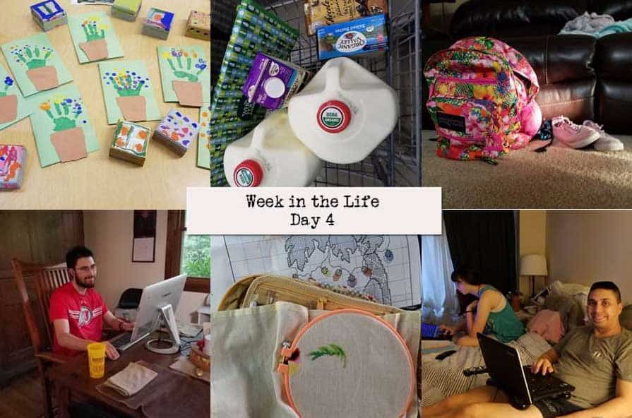 Thursday (Week in the Life 2018 Day 4) via @behindeveryday
