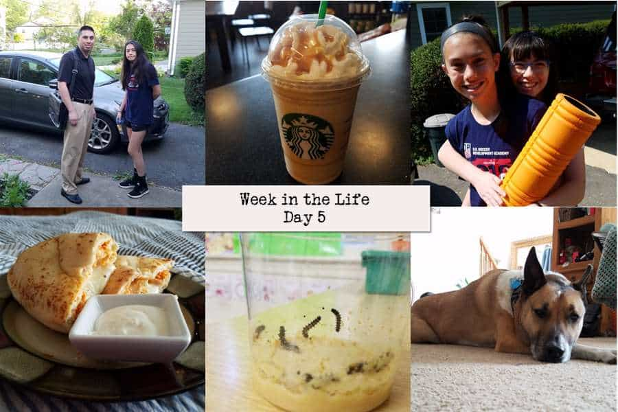 Friday (Week in the Life 2018 Day 5) via @behindeveryday
