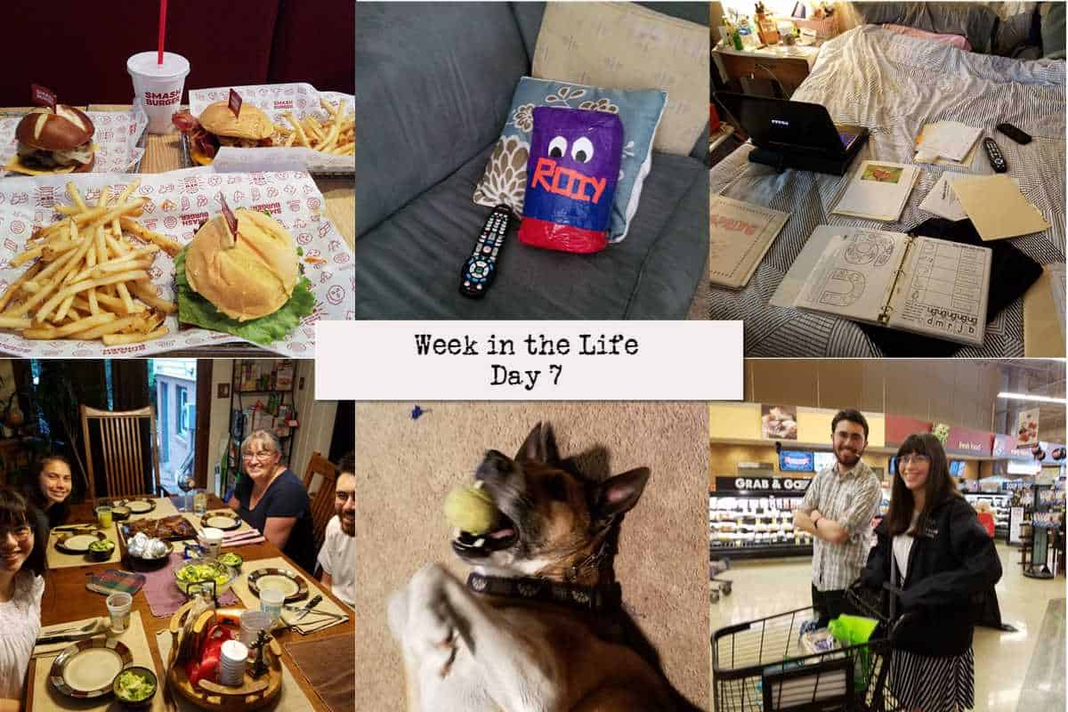 Sunday (Week in the Life 2018 Day 7) via @behindeveryday