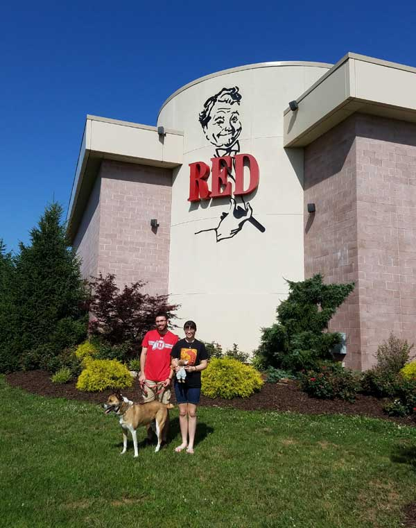 big trip 13 visits the red skelton museum of american comedy in vincennes, in