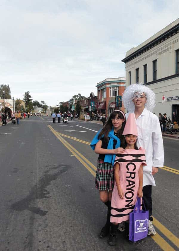 trick or treat in village of arroyo grande ca