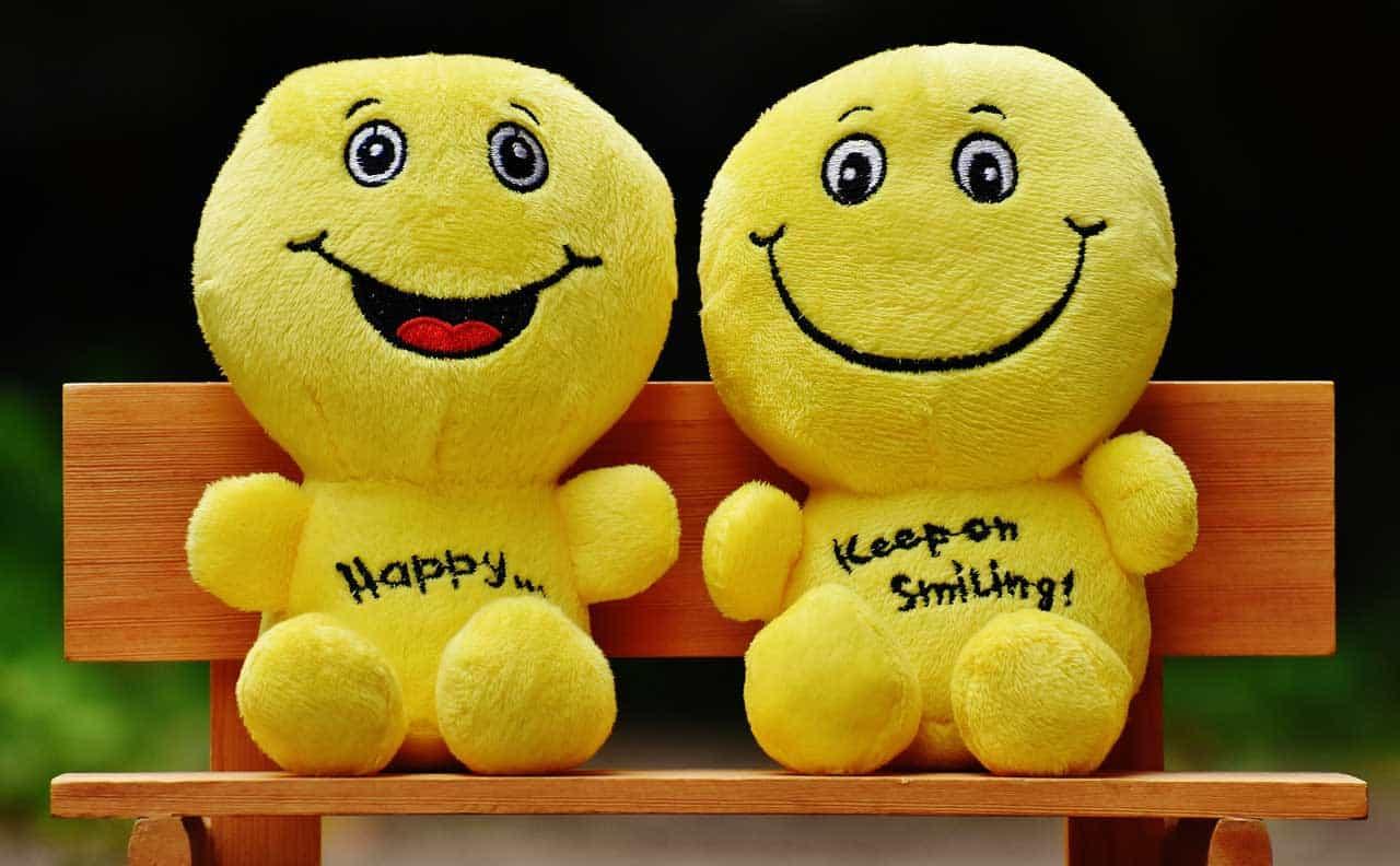 Smile! via @behindeveryday