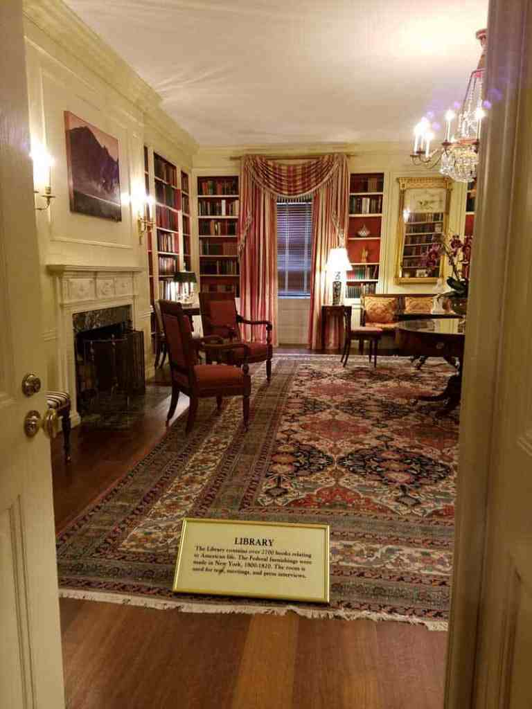 Library at the White House