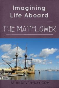 visit mayflower in plymouth and imagine life aboard the ship