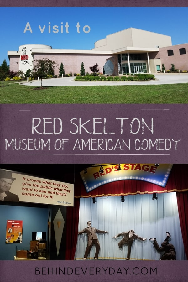 red skelton museum of american comedy vincennes IN pinterest
