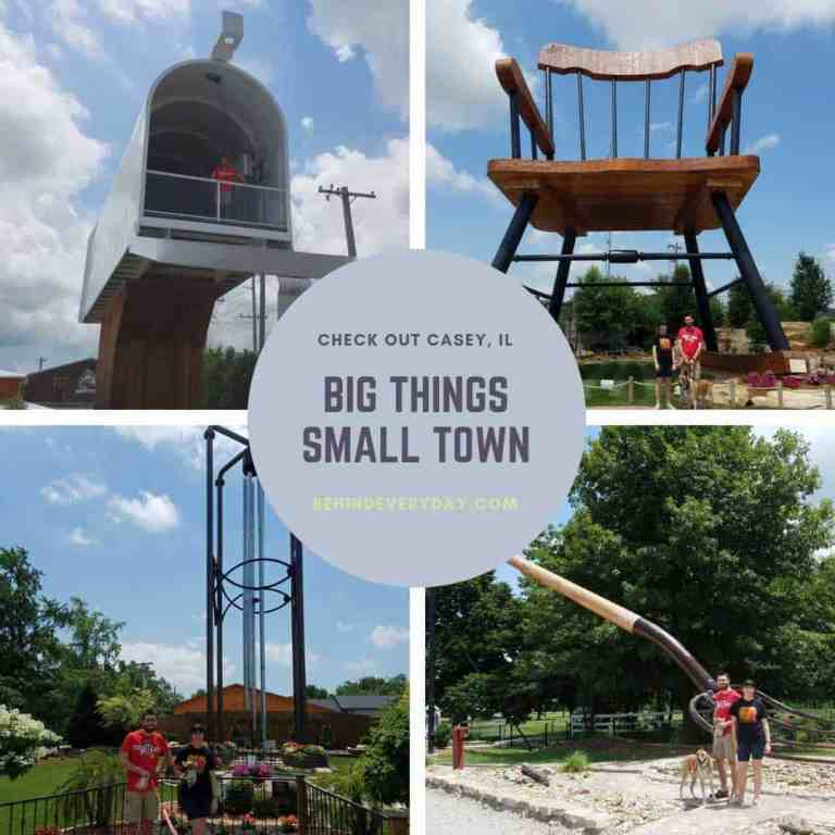Are There Giants In Illinois?