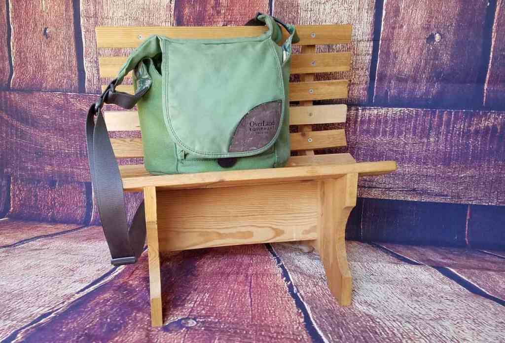 20 Days of Me - Day 5 - What's in your purse? My Overland Equipment Donner Bag fits so perfectly in my life. I hope it lasts forever!