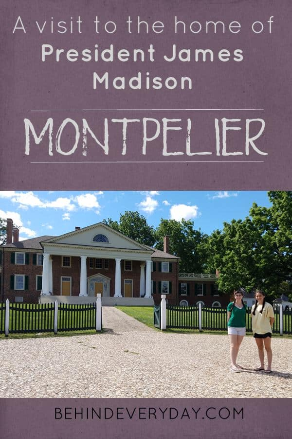 Visit Montpelier, the home of America's fourth president and Father of the Constitution, James Madison. Walk in his footsteps and learn about his significant contributions to our country and government.