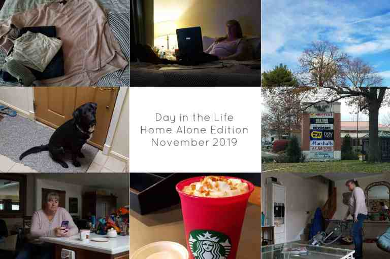 Day in the Life November 2019