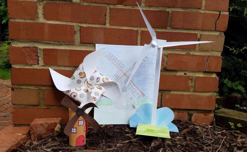 windmill crafts