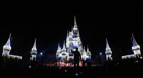 Extended Castle Dream Lights, Photo: TakeMe2DisneyWorld