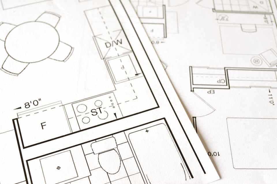 architect architecture blueprint build