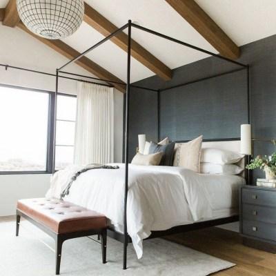 Decor Idea I'm Loving: Four Poster Beds