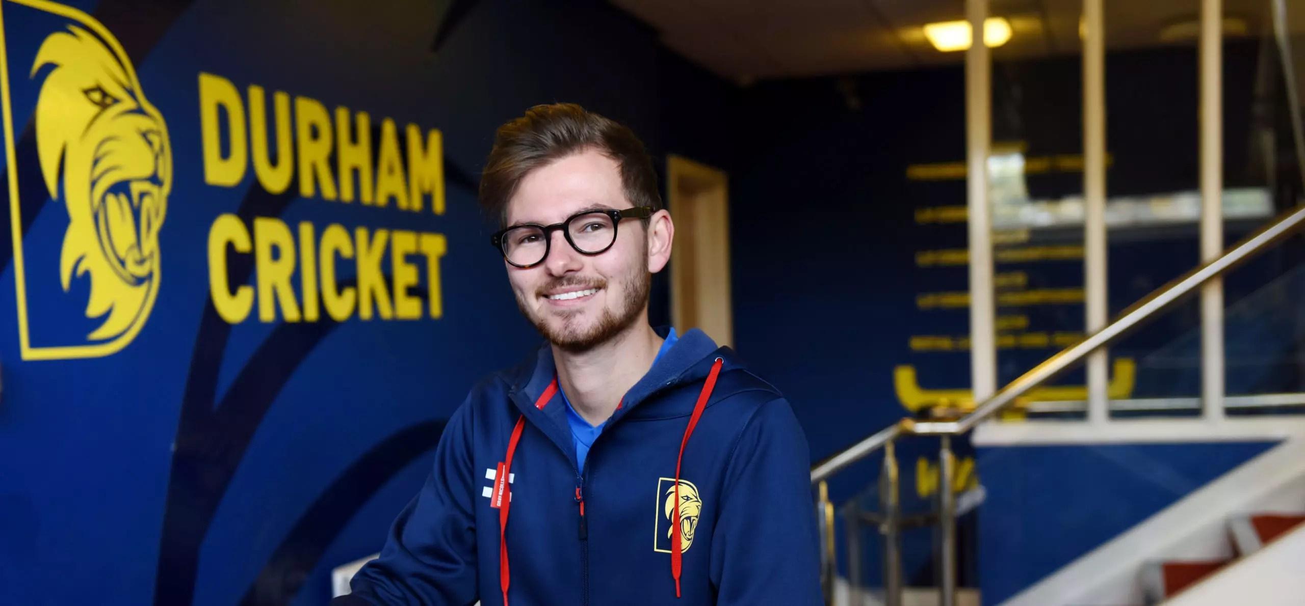 Sam Blacklock   PR & Comms Executive at Durham CCC