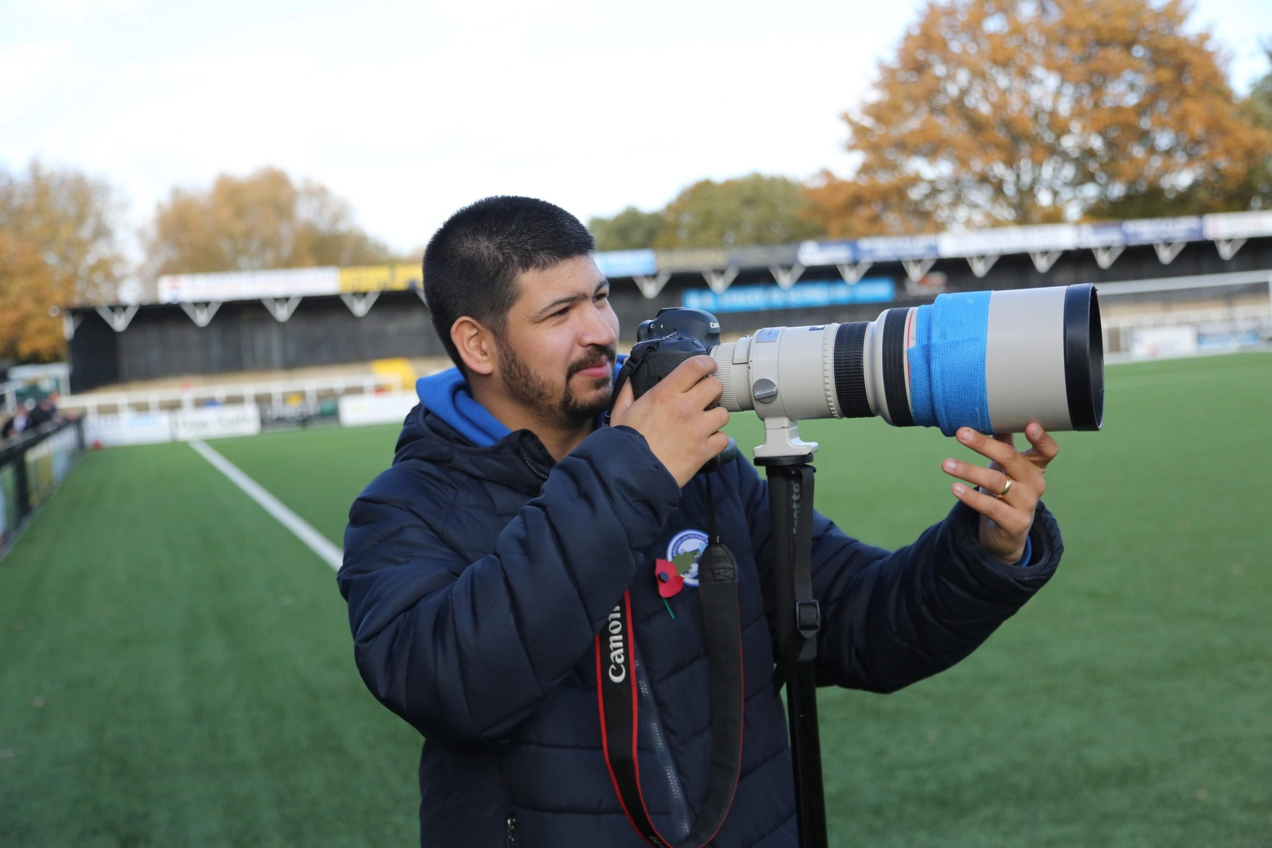 Joe Dent | Club Photographer, Programme Editor and Videographer