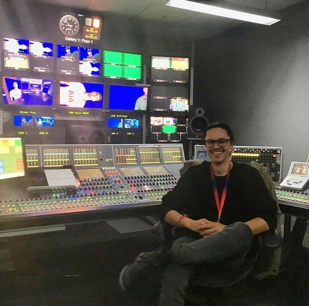 Adam Peri | Sound Supervisor at Sky UK