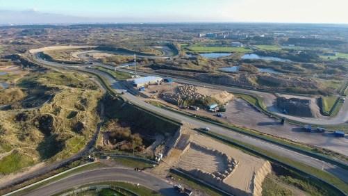 Circuit Zandvoort where the Dutch GP is held