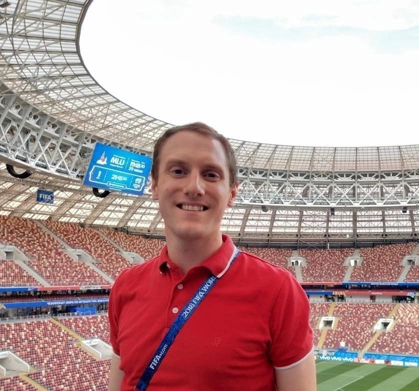 Steve Feekins | Digital Content Manager at FIFA