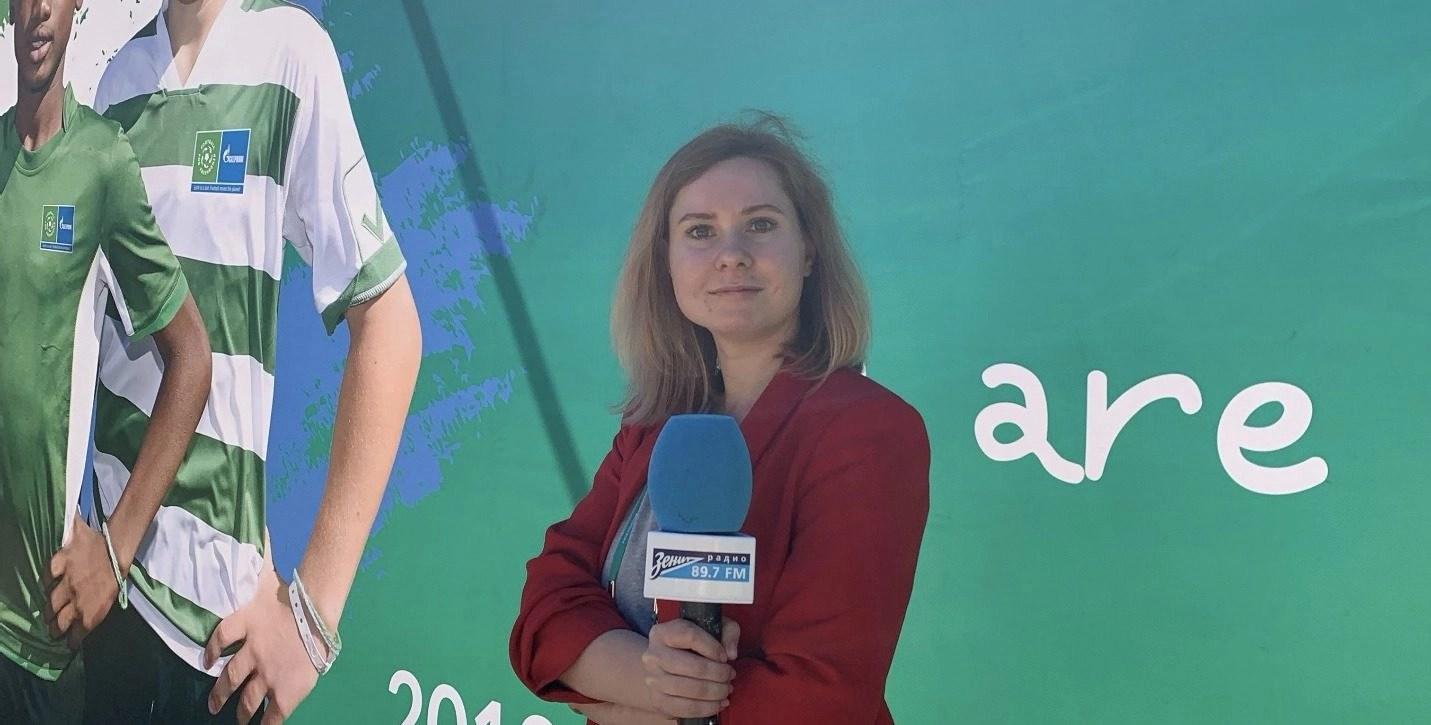 Elena Okaemova | Sport Journalist