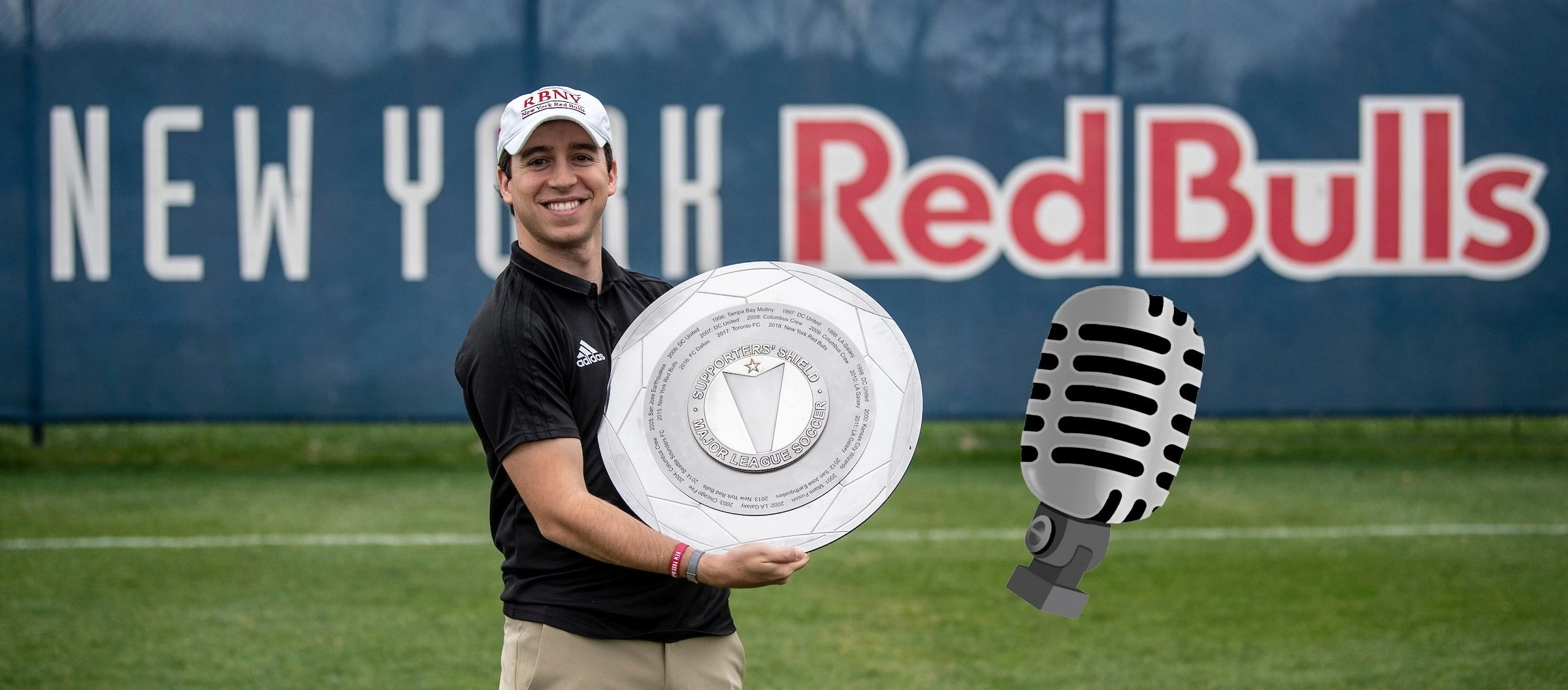 Behind Sport podcast | Andrew Vazzano from New York Red Bulls