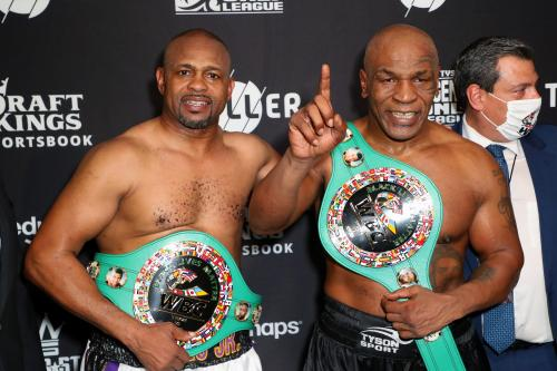 Tyson v Jones Jr