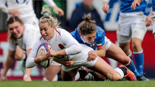 Rugby Women's world cup