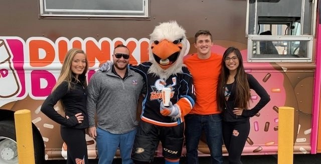 Mike Tannenbaum | Manager of Corporate Partnerships for the San Diego Gulls