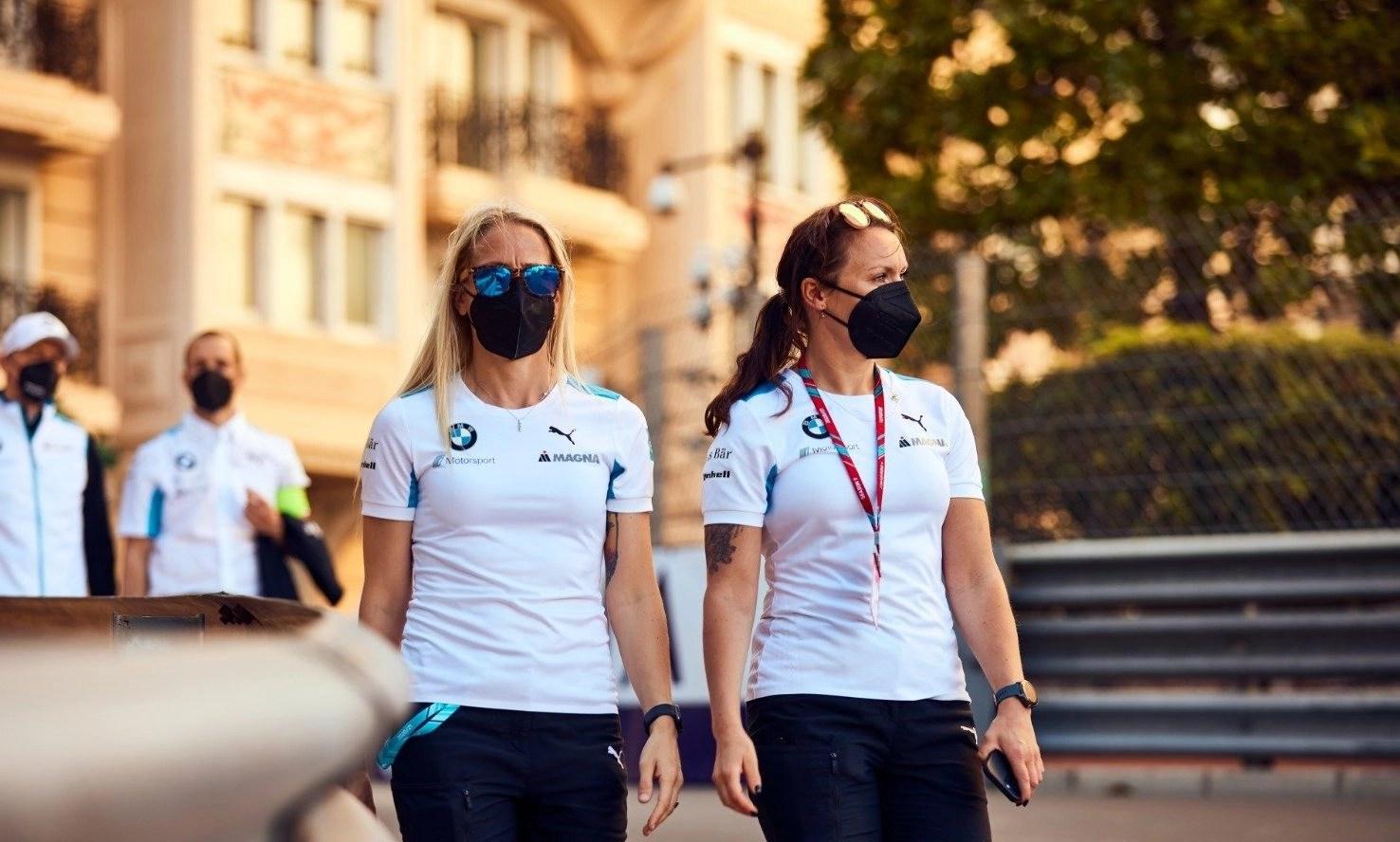 Jodie Warrington | Formula E Team Coordinator at Andretti Autosport