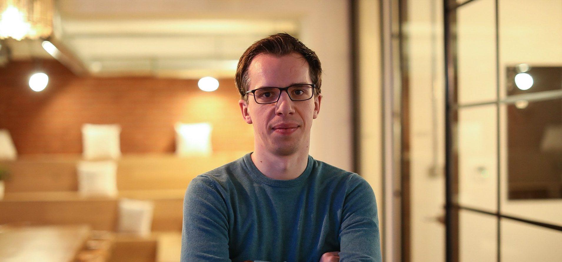 Luke Verbeek | Founder & CEO of Homefans