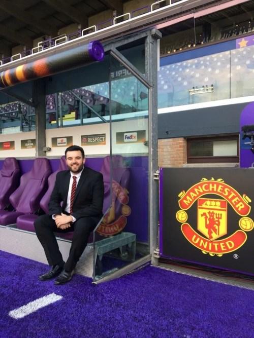 Ryan Grant Manchester United