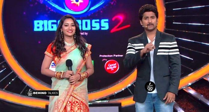 Bhanu shree in Bigg Boss Telugu