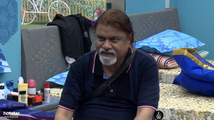 Ananth vaidyanathan in Bigg Boss House