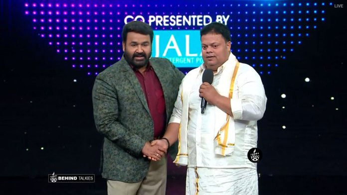 Annop Chandran in Bigg Boss