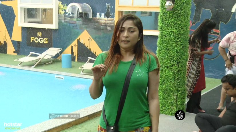 Archana Barking in Bigg Boss House