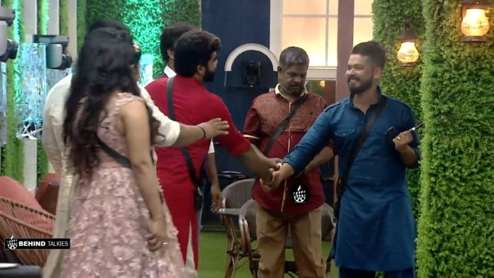 Basheer Entered in to Bigg Boss House