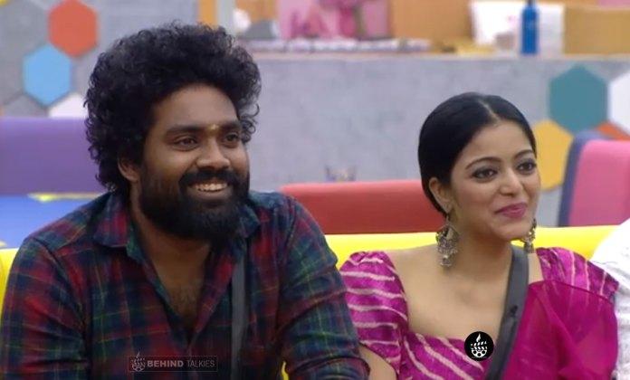 Danny Bigg Boss Tamil Season 2