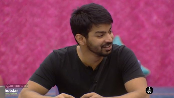 Mahat in Bigg Boss House
