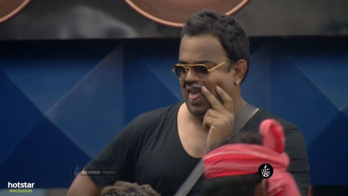 Manoj Varma In Bigg Boss House Dance