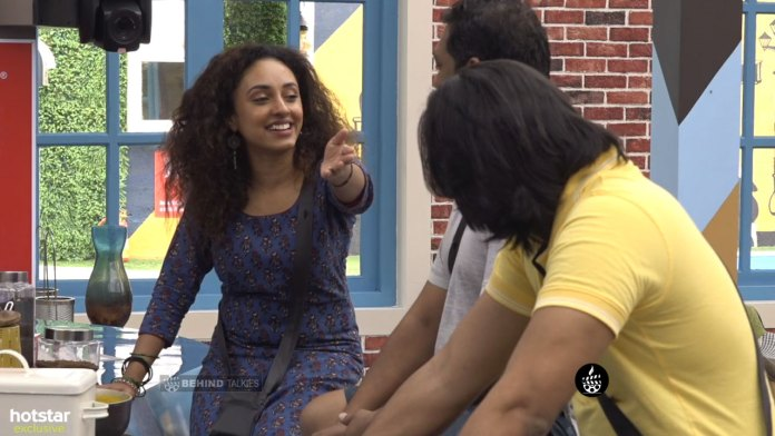 Pearle Maaney Jolly Speech Bigg Boss House