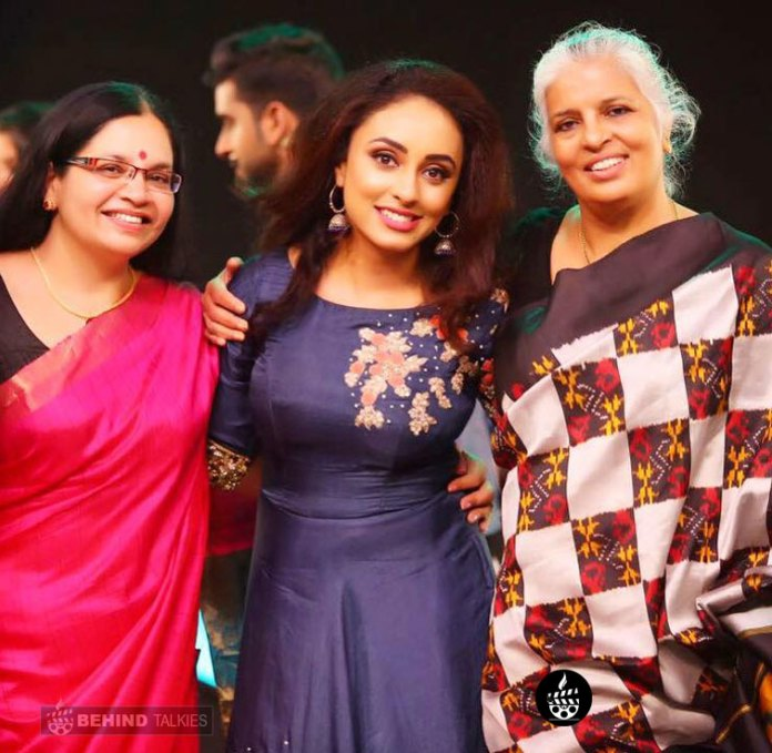 Pearle Maaney anchor