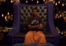 Ponambalam in Bigg Boss House