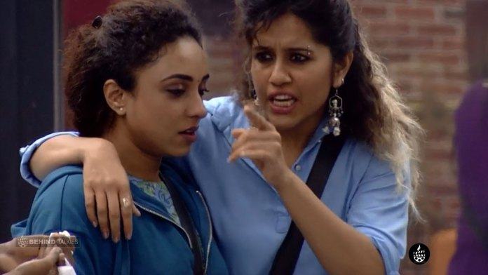 Ranjani Haridas In Bigg Boss House