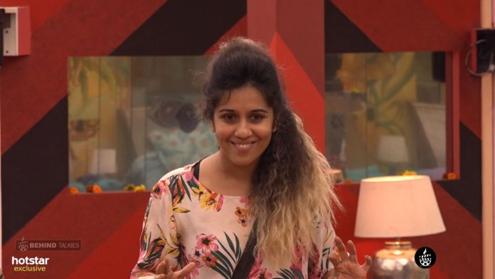 Ranjani Haridos Task in Bigg Boss House