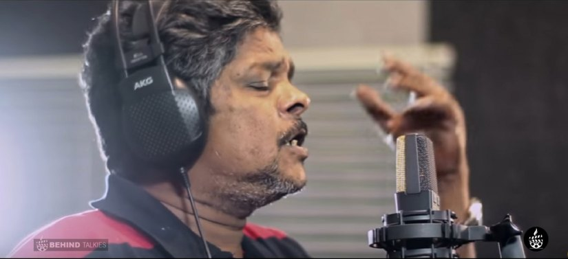 Suresh Thampanoor playback singer