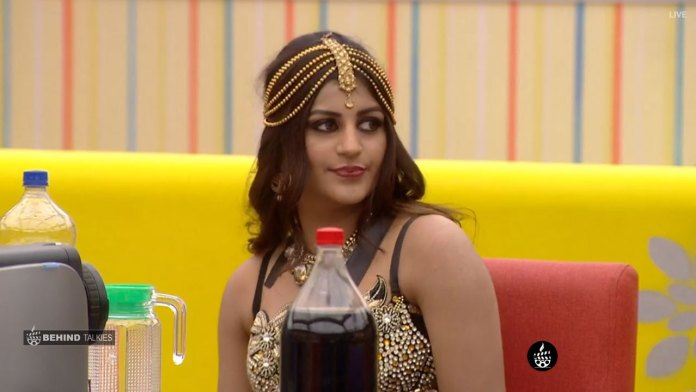 Yashika Anand In Bigg Boss House