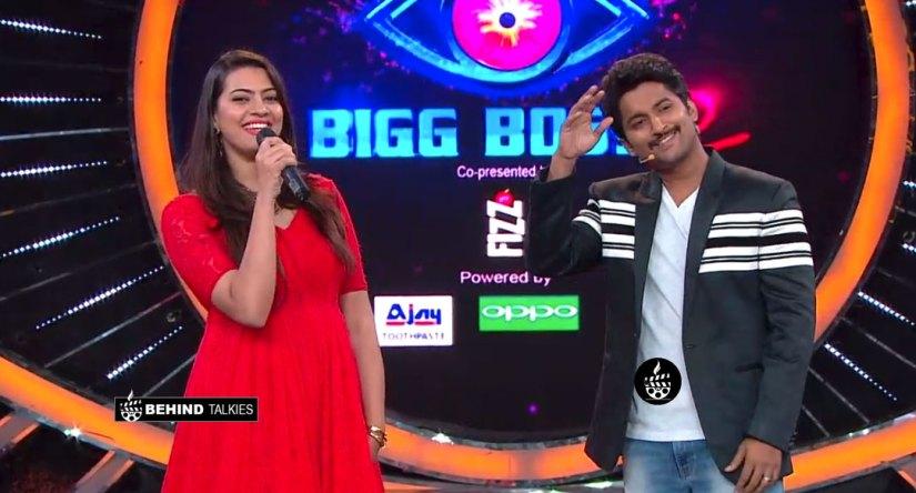 Geetha Madhuri   Bigg Boss Telegu Vote