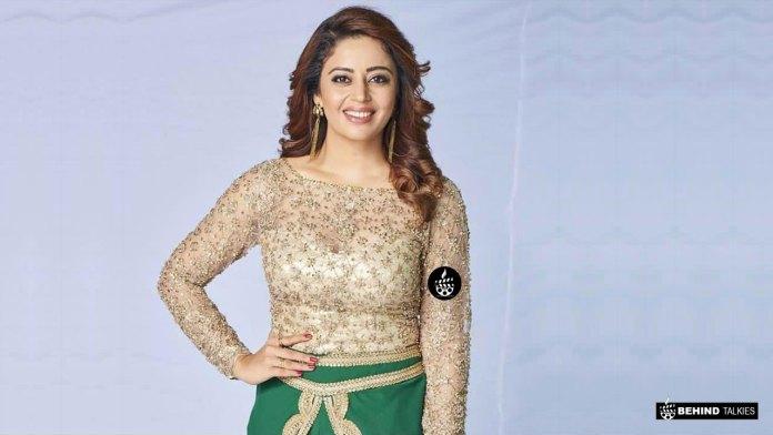 Neha Pendse Bigg Boss 12 Contestant